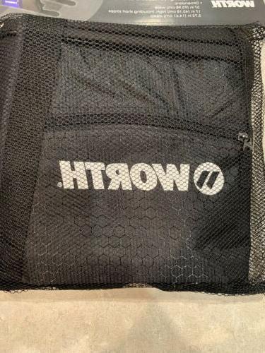 Worth Bag Sports Black Softball Holds Unisex