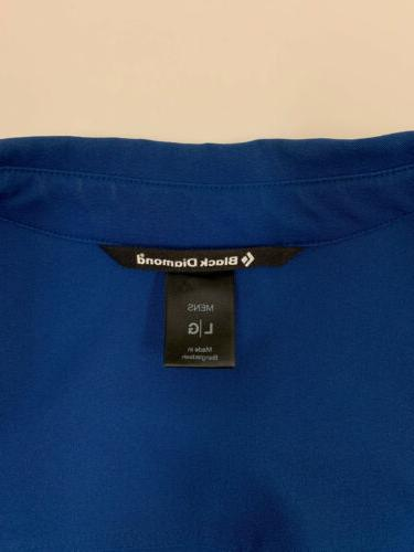 Black Diamond Equipment Mens Sleeve Snap Blue