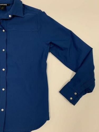 Black Diamond Equipment Sleeve Shirt Blue