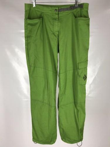 equipment pants men s size 34x30 green