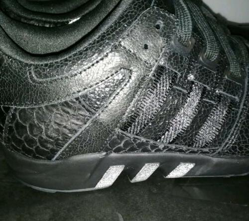 Adidas Equipment Running Pusha Black Sz8 AUTHENTIC