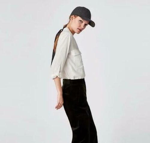 Equipment Signature Blouse Shirt Bright White Black Shirt 2020