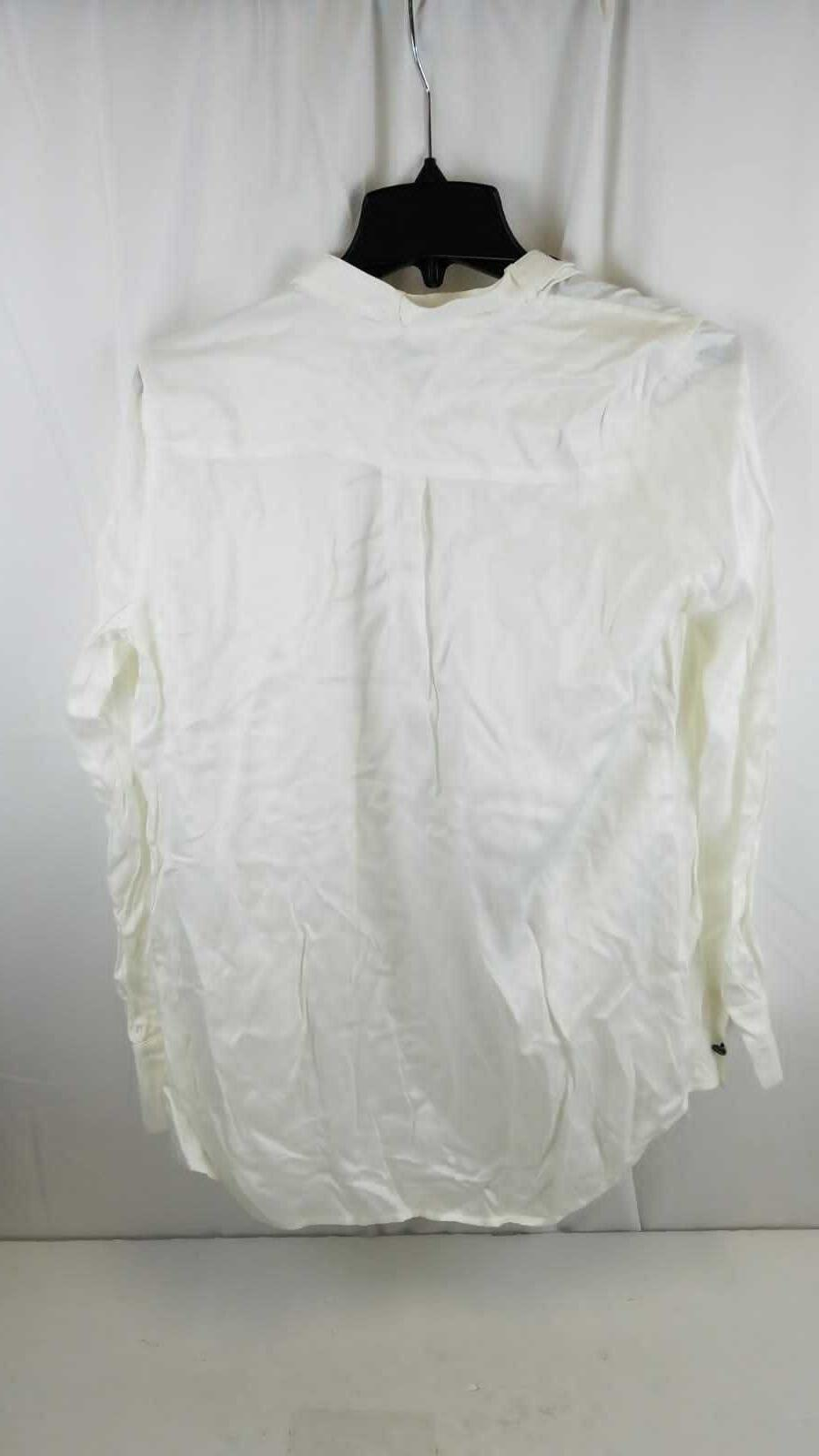 Equipment Sleeve Button Up SHIRT NATURE WHITE Size
