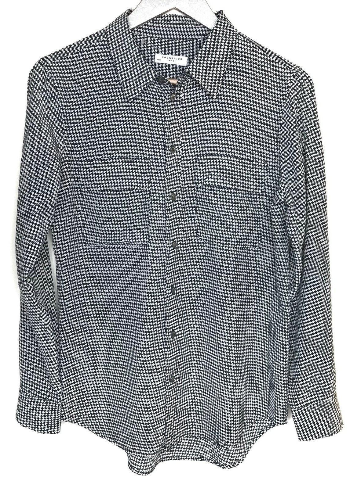 femme womens blouse sz medium 100 percent