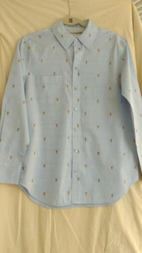 femme xs long sleeve shirt