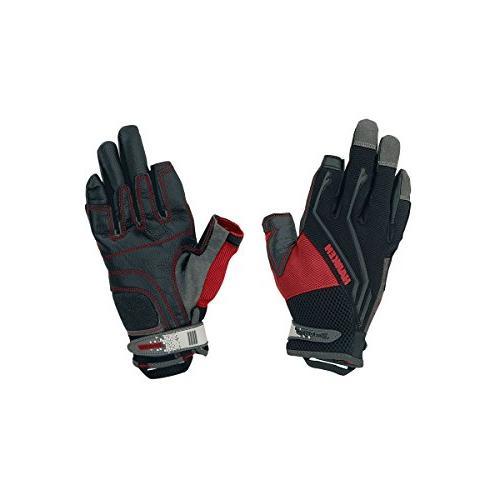 finger reflex gloves