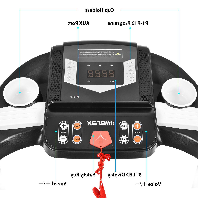 Folding Electric Running Walking Equipment