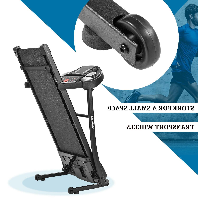 Folding Electric Treadmill Running Walking Equipment