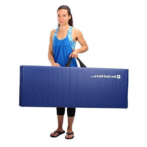 We Folding Exercise Gym 4x6, Multicolor