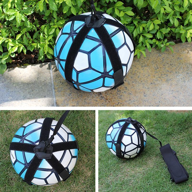 <font><b>Soccer</b></font> Juggle Children Auxiliary Circling Belt Kids Football Training