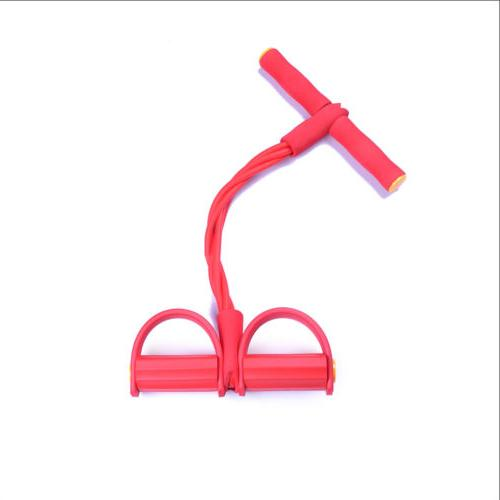 Foot Pedal Pull Resistance Exercise Equipment Sit-up