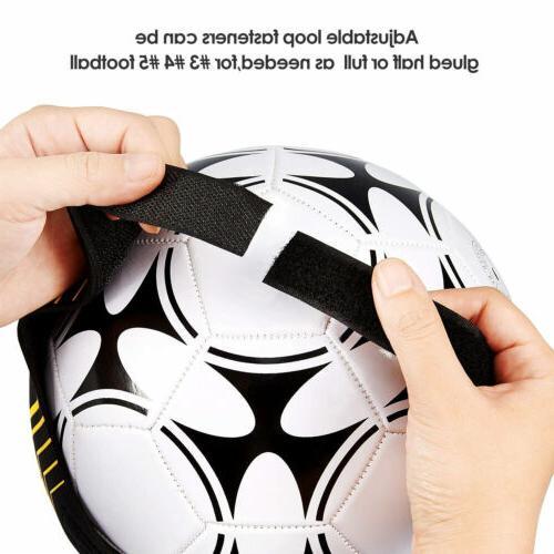 KUYOU Football Skills Aid Equipment Belt