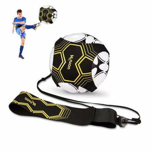 football kick trainer skills solo soccer training