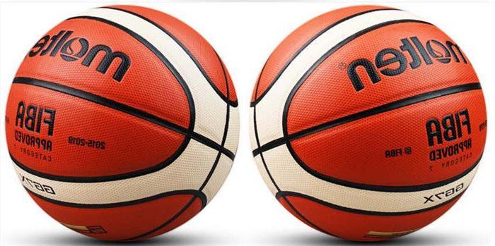 Molten Men's Basketball In/Outdoor Fun Training & Pin