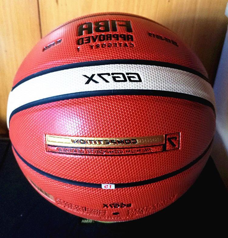 Molten Men's Basketball Fun w/Bag & Pin