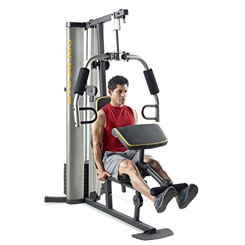Gold s gym ggsy xrs home gym system