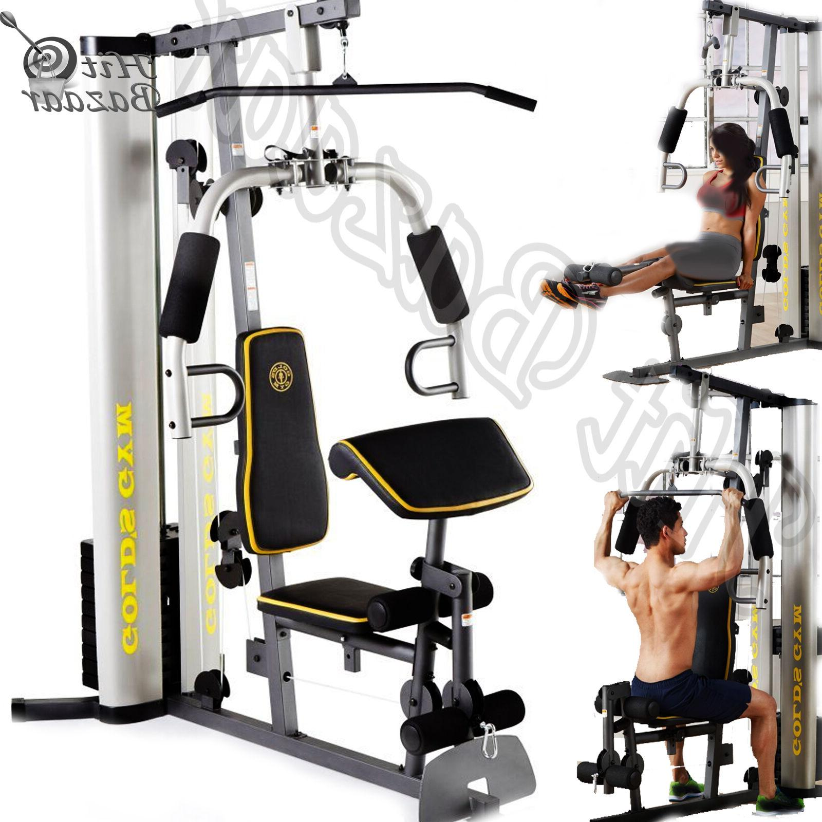 4d5dc7c9d Gold s Gym GGSY29013 XRS 55 Home Gym System