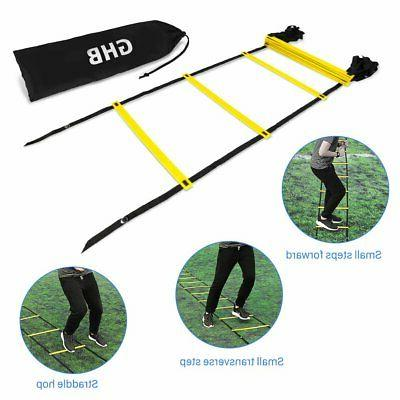 GHB Agility Ladder Flat Bag