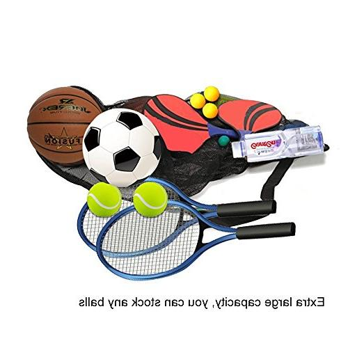 Pro-traveller Ball Storage Soccer, Swimming Gears with
