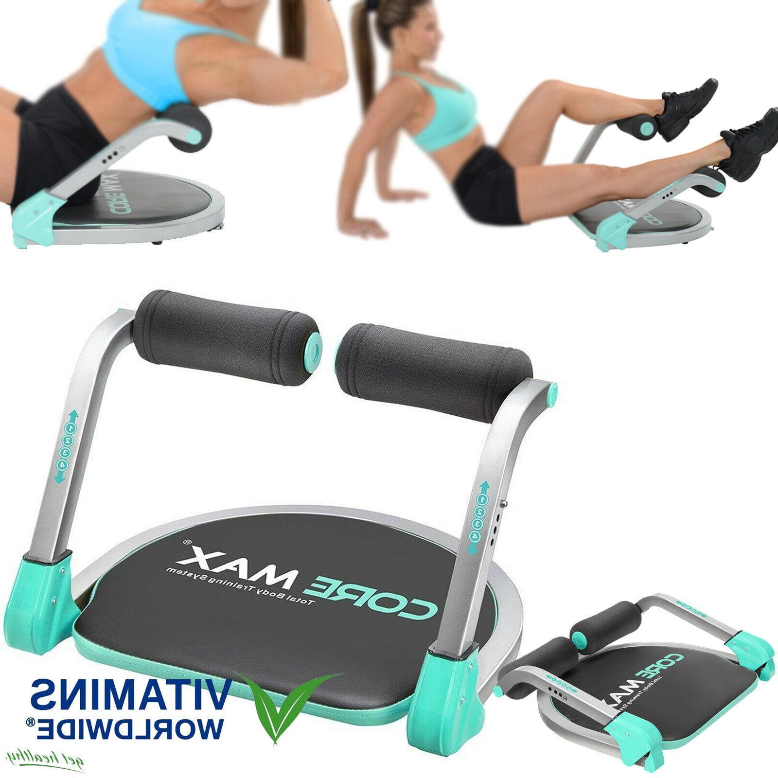 home fitness machine dvd