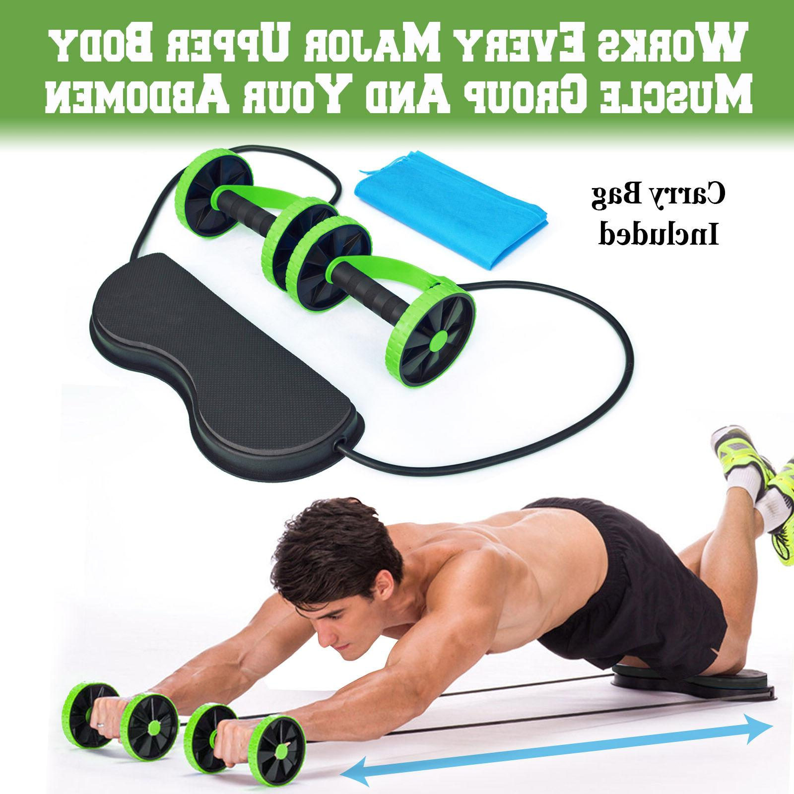 Home Gym Abs Equipment Exercise Body Fitness Abdominal Train