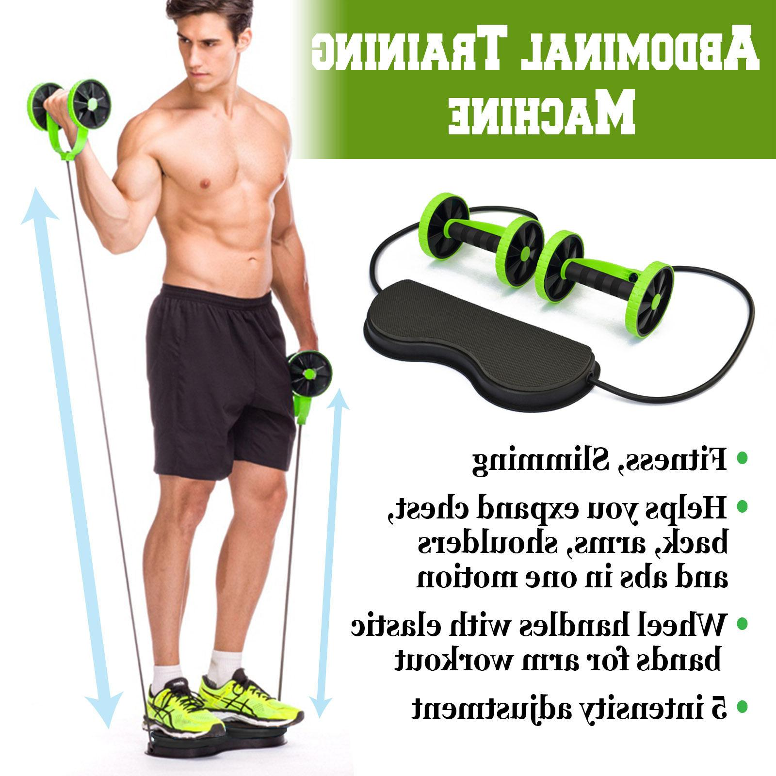 home gym abs equipment exercise body fitness