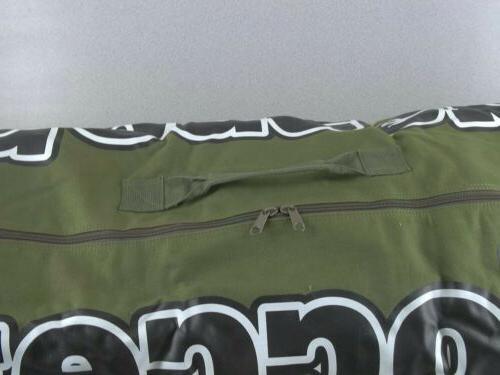 Huge Heavy Duty Soccer Ball Sports Bag Canvas Shipping