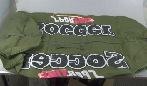 "Huge Duty Ball Bag 48"" Shipping"