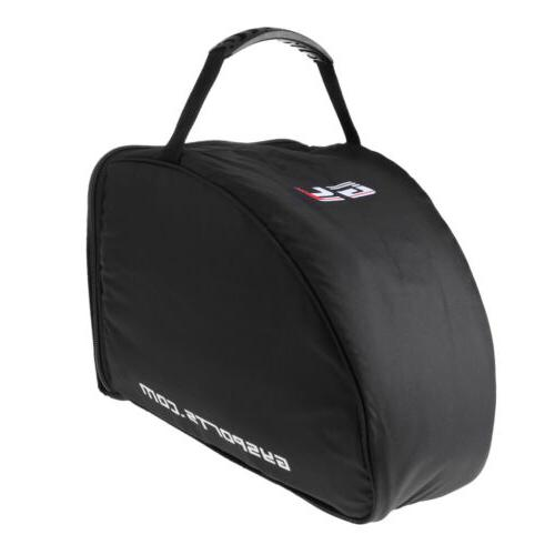 ice hockey player goalie helmet bag heavy
