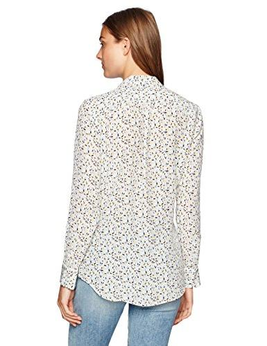 Equipment Women's Keira Blouse, Bright S