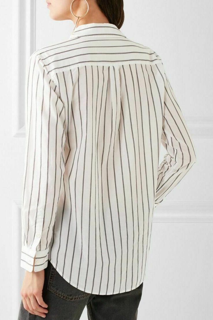Women's Stripe Shirt, Size -
