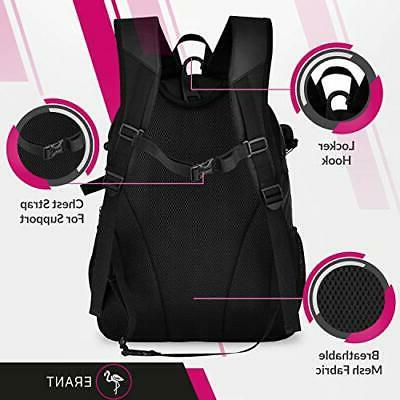 ERANT Lacrosse Bag Backpack – Bags for Boys –