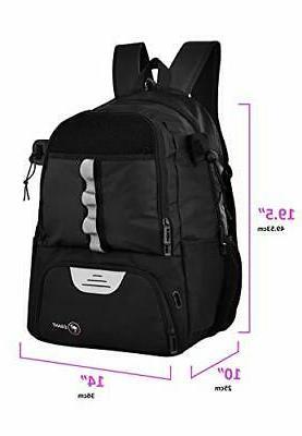 ERANT Lacrosse Bag Backpack –