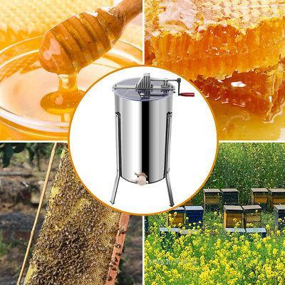 Goplus Large Honey Stainless Steel