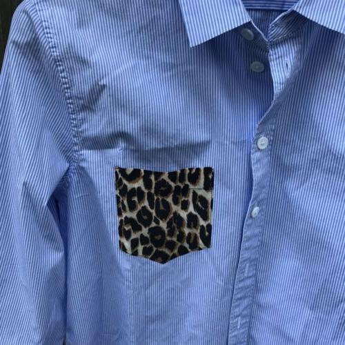 Equipment Size Pocket Leopard Pocket