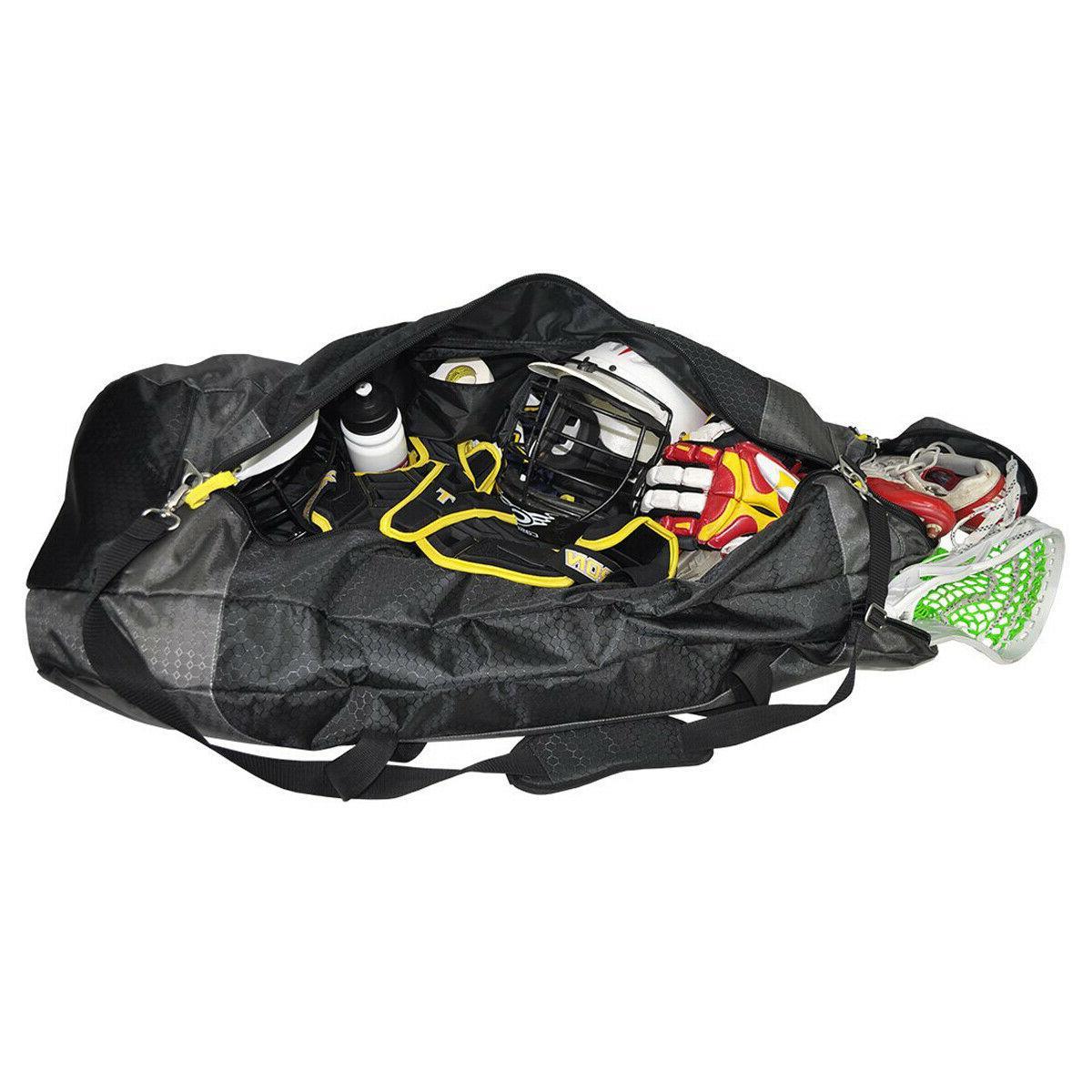 Tron LX Tron Lacrosse Equipment Bag Black, Gray Lists $80