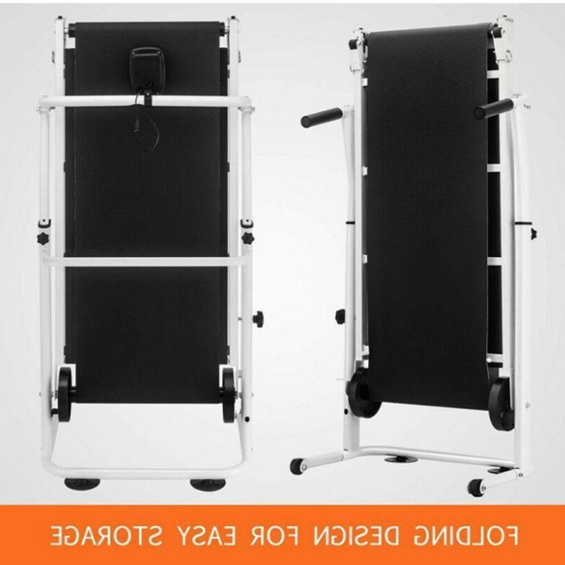 Manual Treadmill Equipment Folding