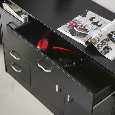 MDF Beauty Salon Station Cabinet Drawer Desk Furniture
