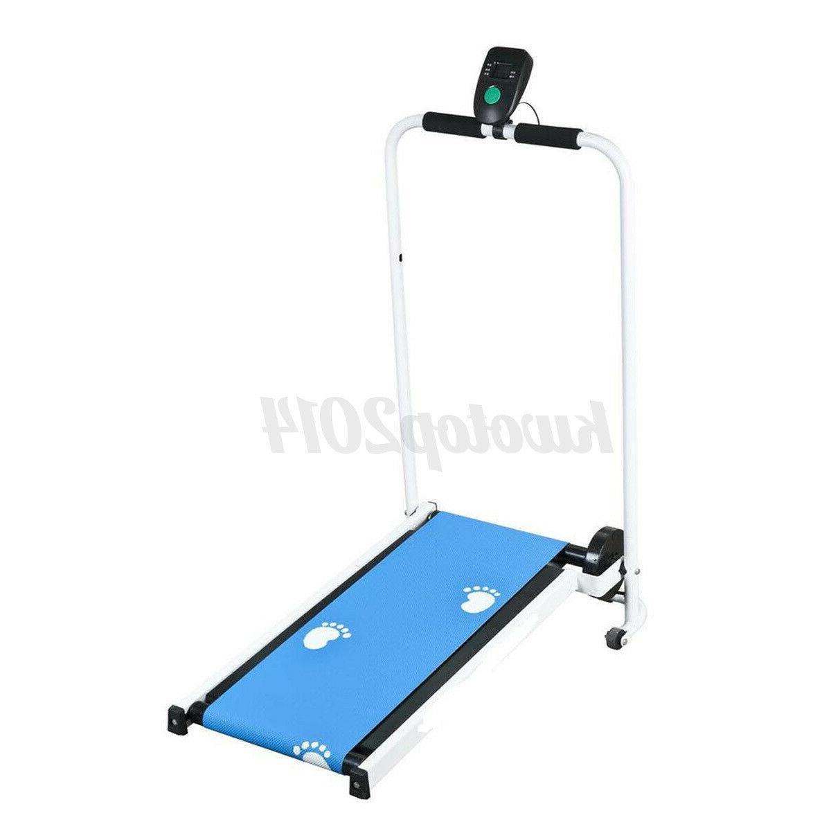 Mechanical Health Folding Running Home Gym