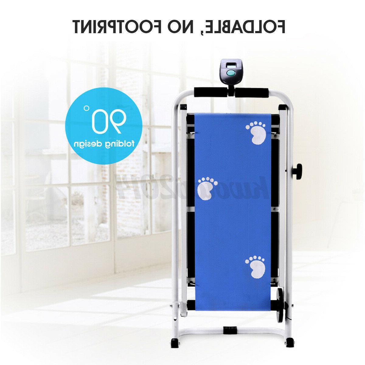 Mechanical Treadmill Fitness Folding Home Gym