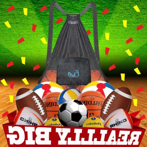 Mesh Bag Ball Toy - XXXL - for Basketball Swim