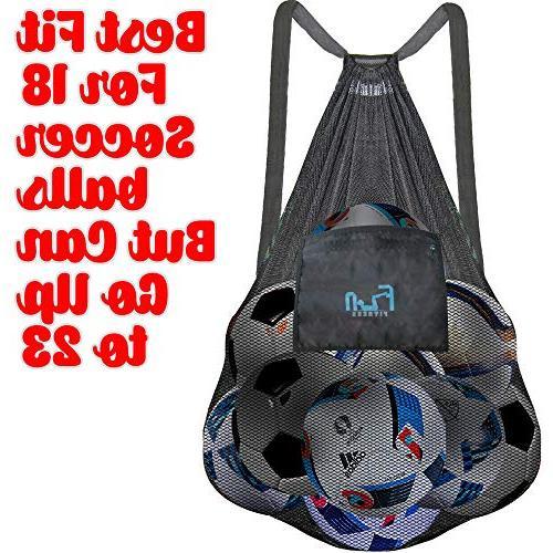 Mesh Bag Ball Toy -