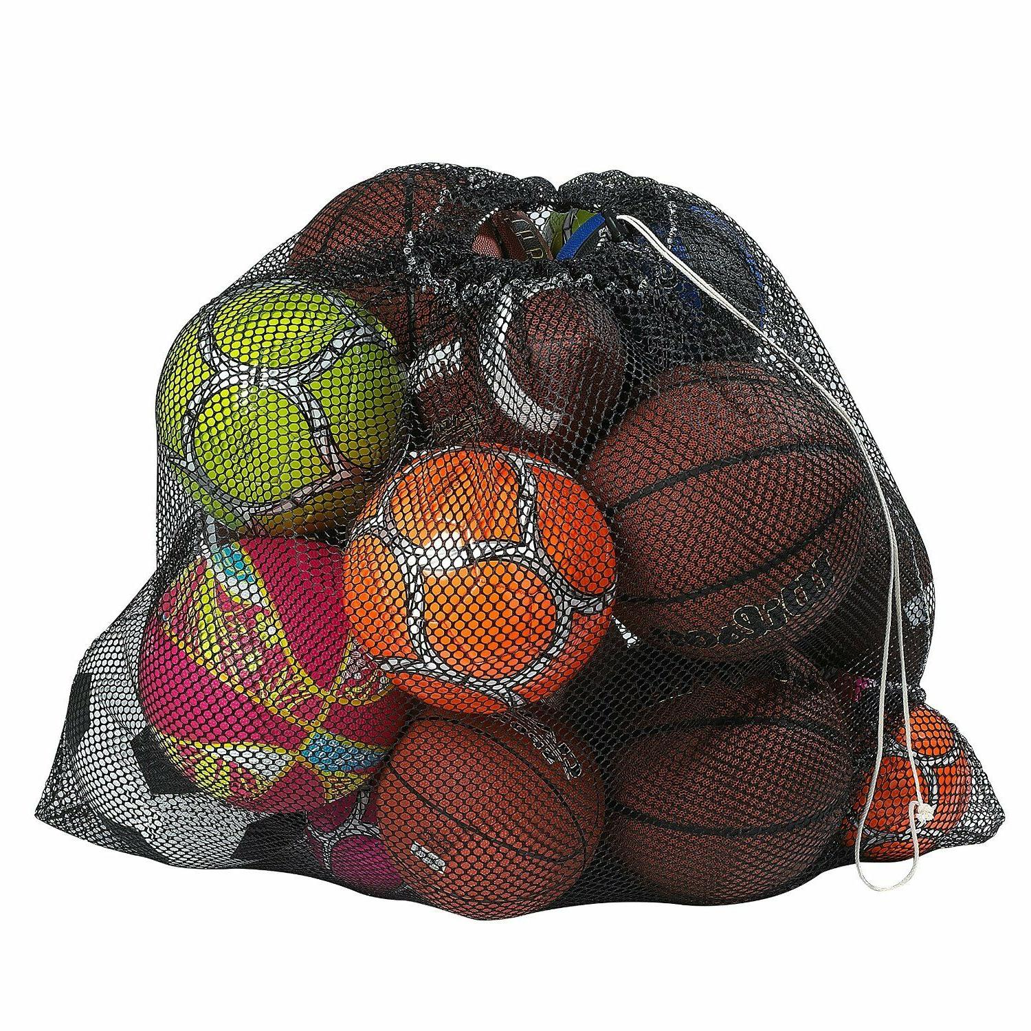 mesh equipment bag keep your sporting gear