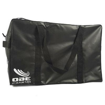 new hockey goalie equipment bag 40 black