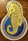 New! Lot of  SEAHORSE Protective Equipment  Cases Stickers /
