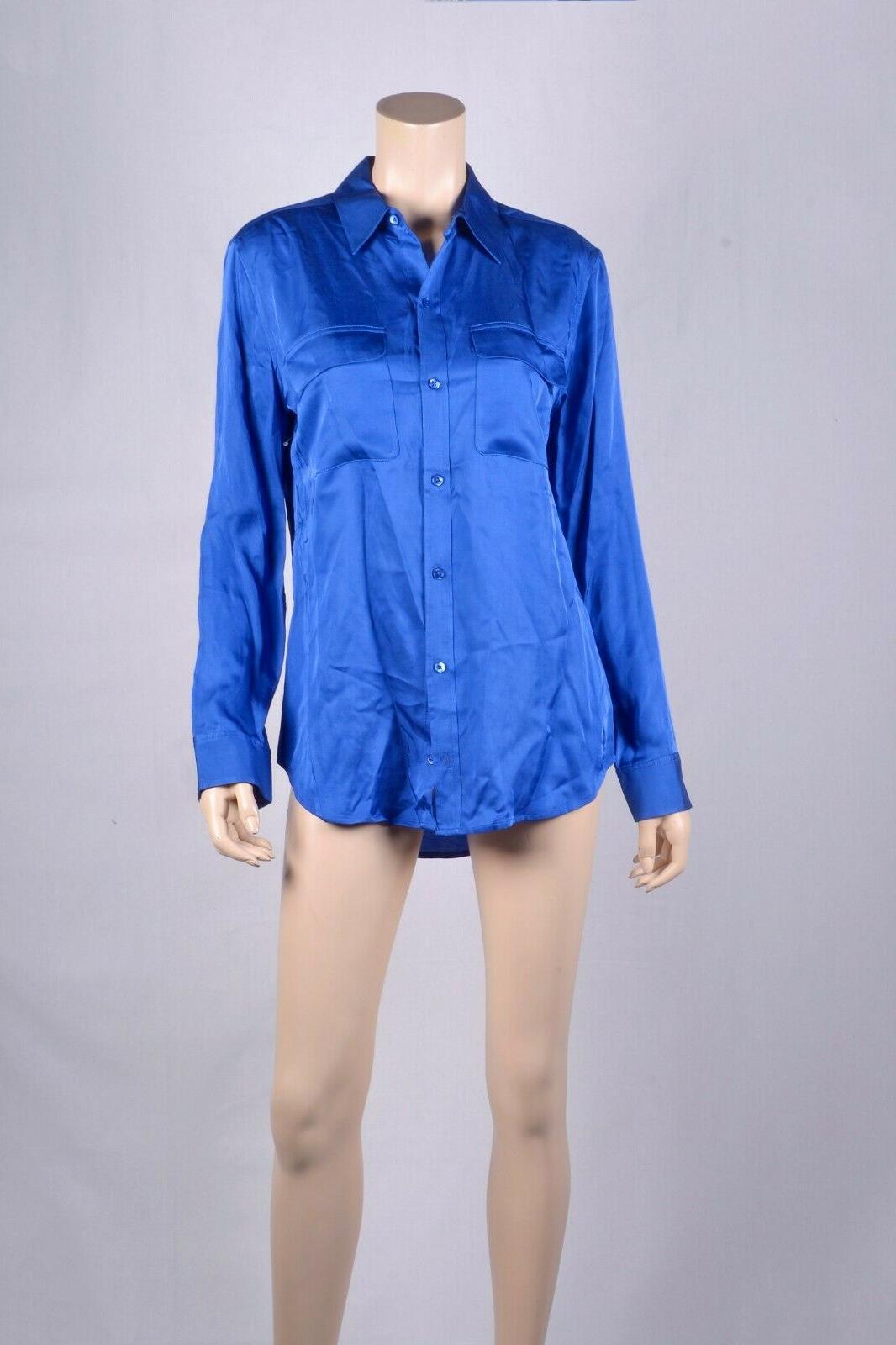 NWOT Blue Shirt S