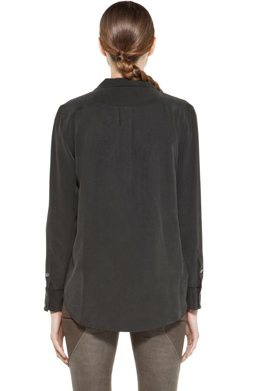 NWT $218 Equipment Keira Silk Style