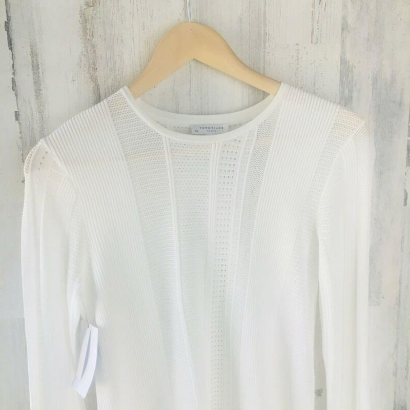NWT EQUIPMENT Laurier Knit
