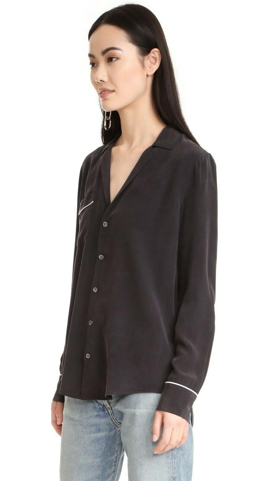 NWT Silk Shirt Size S