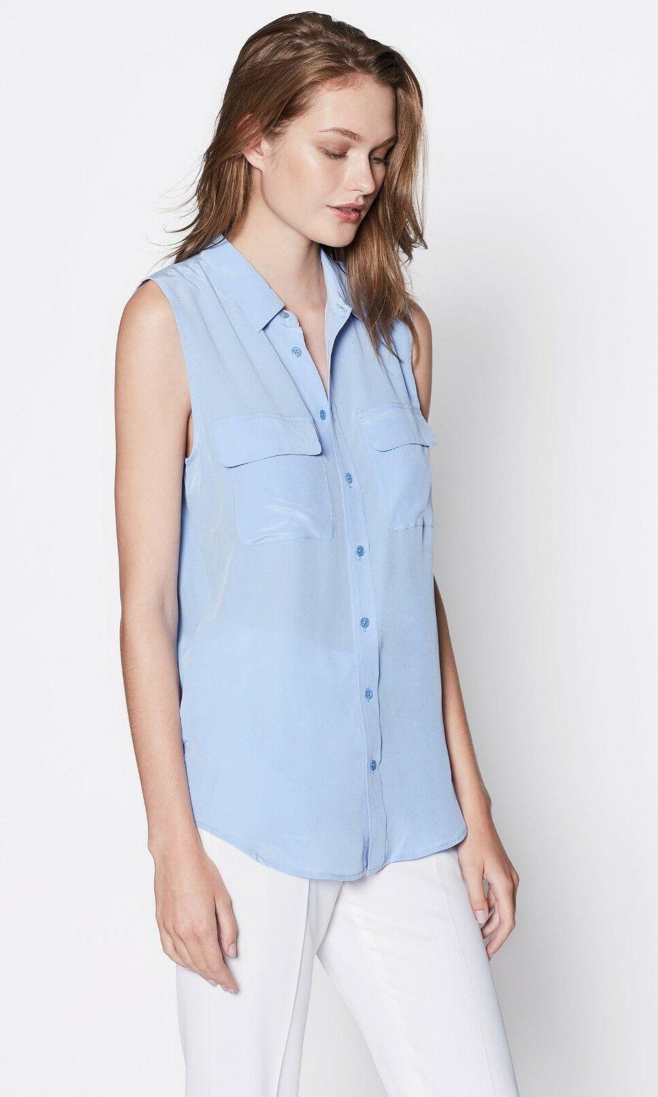 NWT Signature Shirt, Blue S, M $198